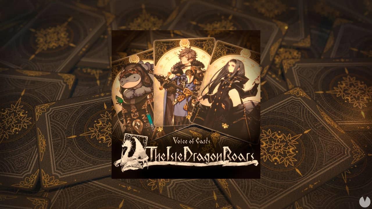 Анонсирована RPG Voice of Cards: The Isle Dragon Roars от легендарного Йоко Таро