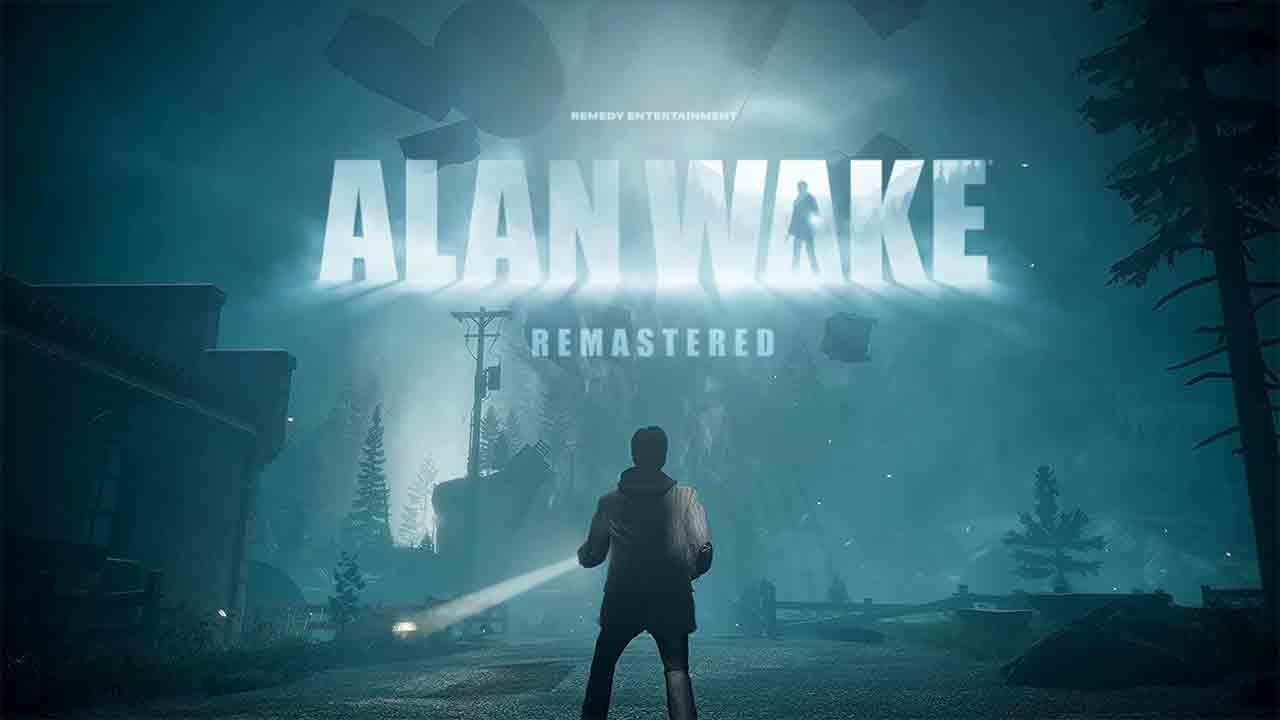В дебютном трейлере Alan Wake Remastered показали возвращение Уэйка