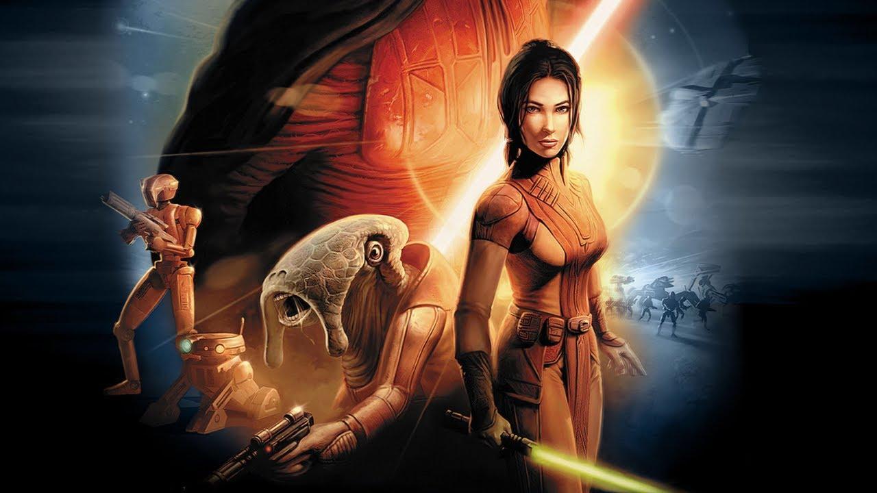 Анонсирован ремейк Knights of the Old Republic