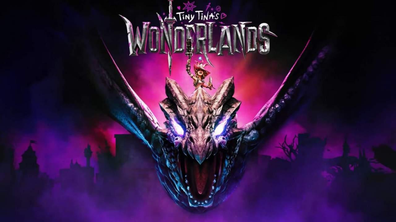 Представлен первый сумасшедший геймплей Tiny Tina's Wonderlands