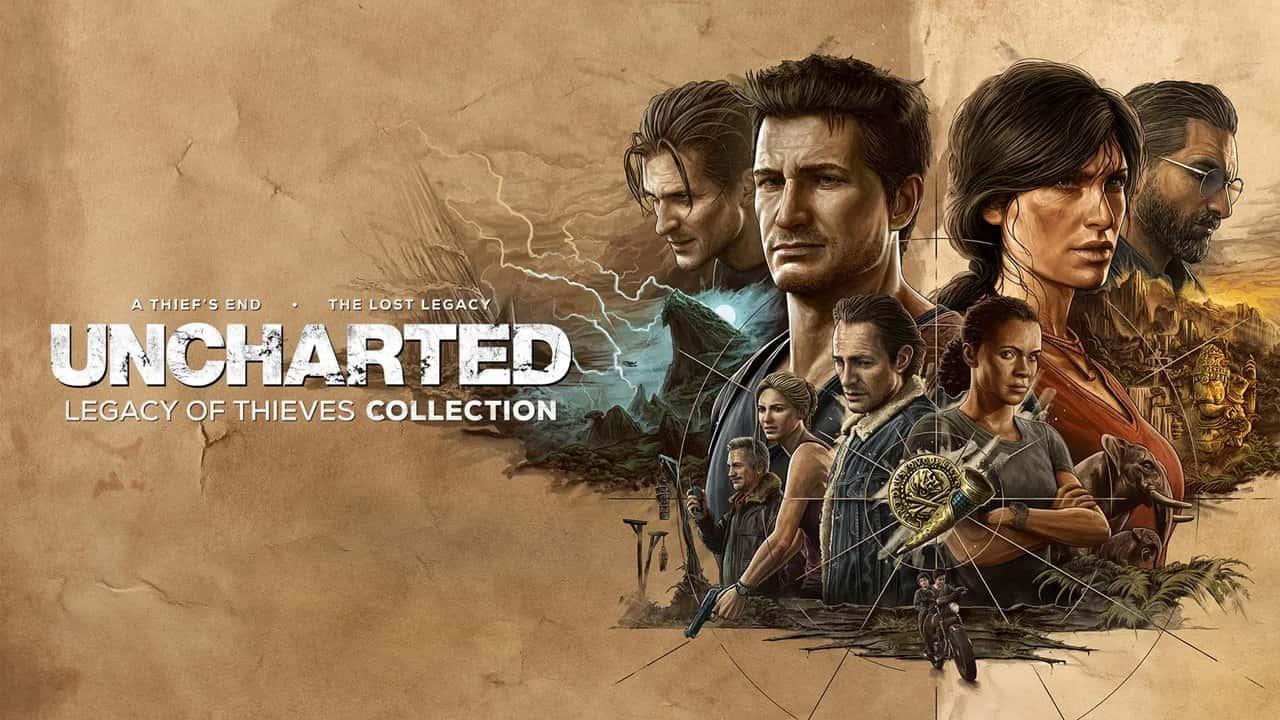 Анонсирован ремастер Uncharted: Legacy of Thieves Collection для PC и PS5