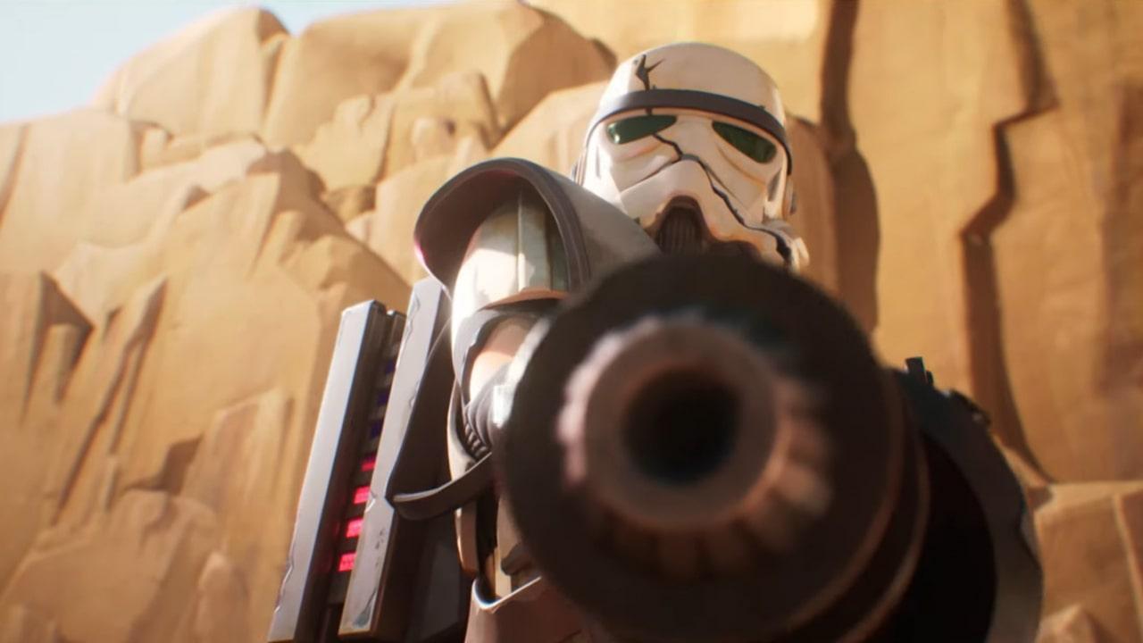 Представлен кинематографический трейлер онлайн-экшена Star Wars: Hunters