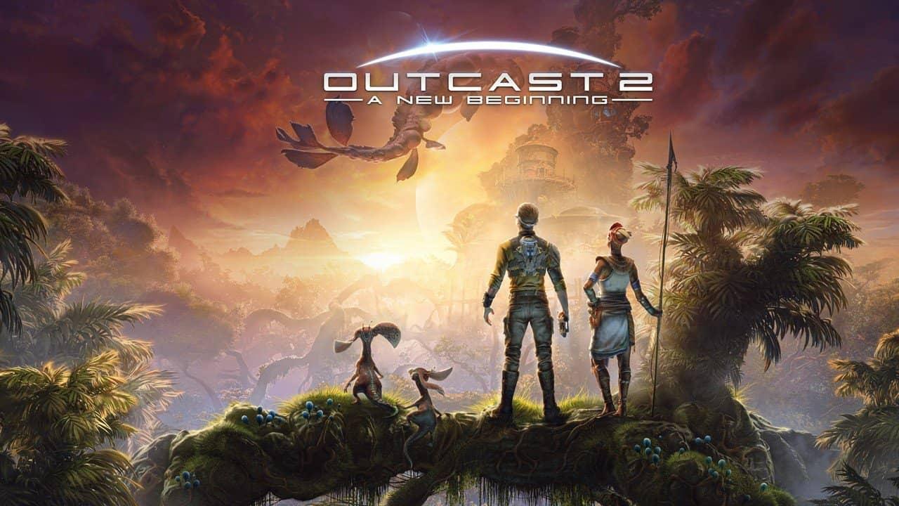 Анонсировано фантастическое приключение Outcast 2: A New Beginning