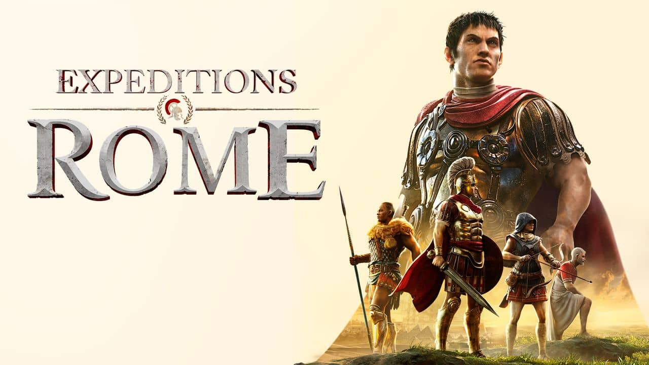 В новом трейлере RPG Expeditions: Rome показали геймплей с комментариями