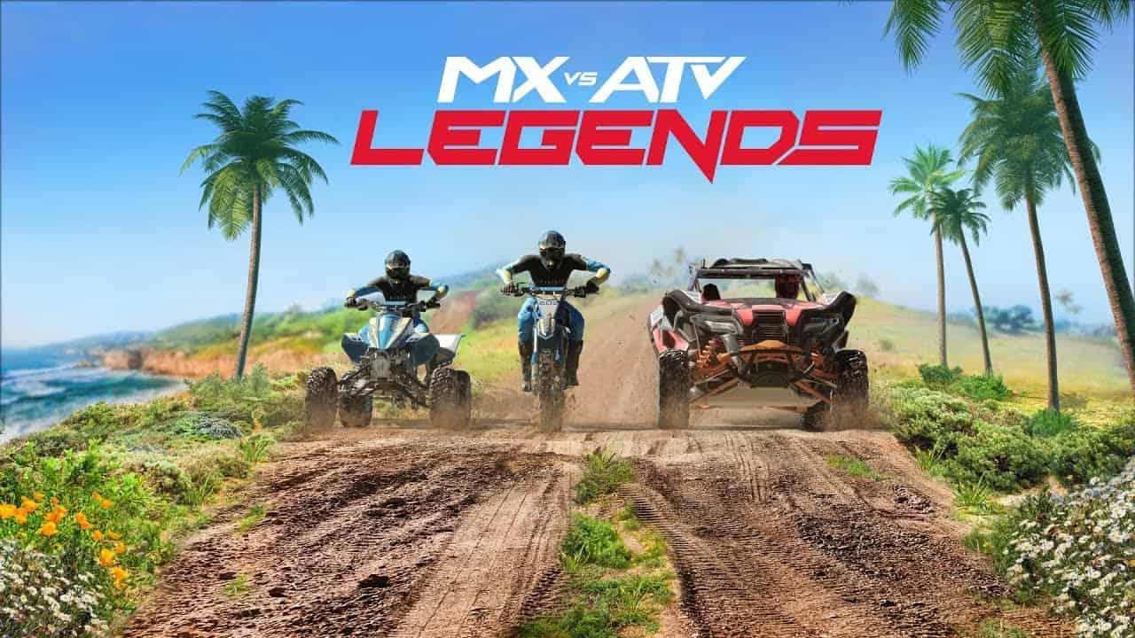 Анонсирован гоночный симулятор MX vs ATV Legends