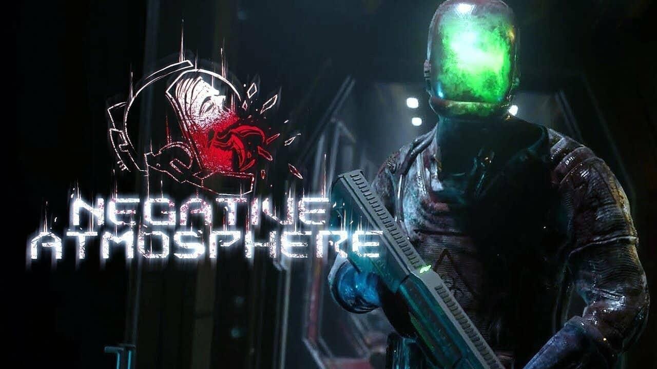 Медик против монстров: представлен новый геймплей космического хоррора Negative Atmosphere