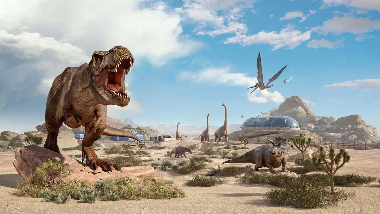 Разработчики Jurassic World Evolution 2 рассказали об аутентичности второй части