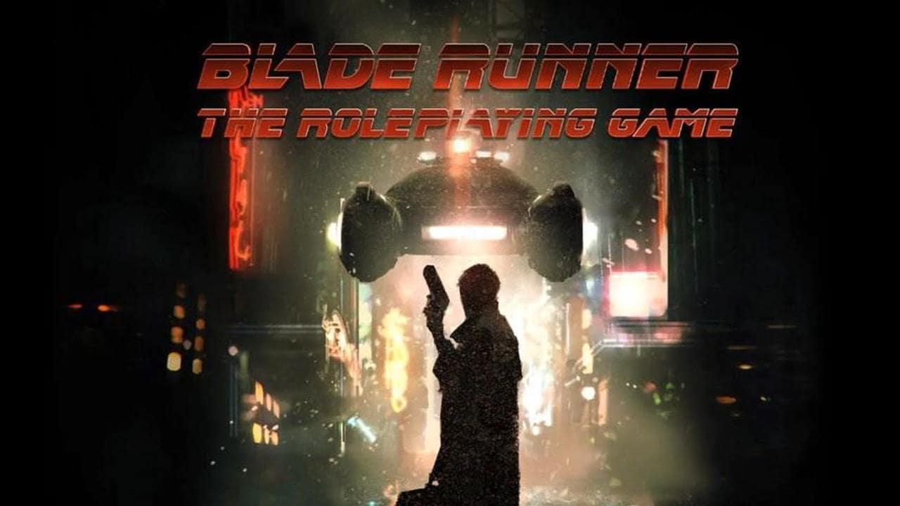 Анонсирована настольная игра Blade Runner: The Roleplaying Game