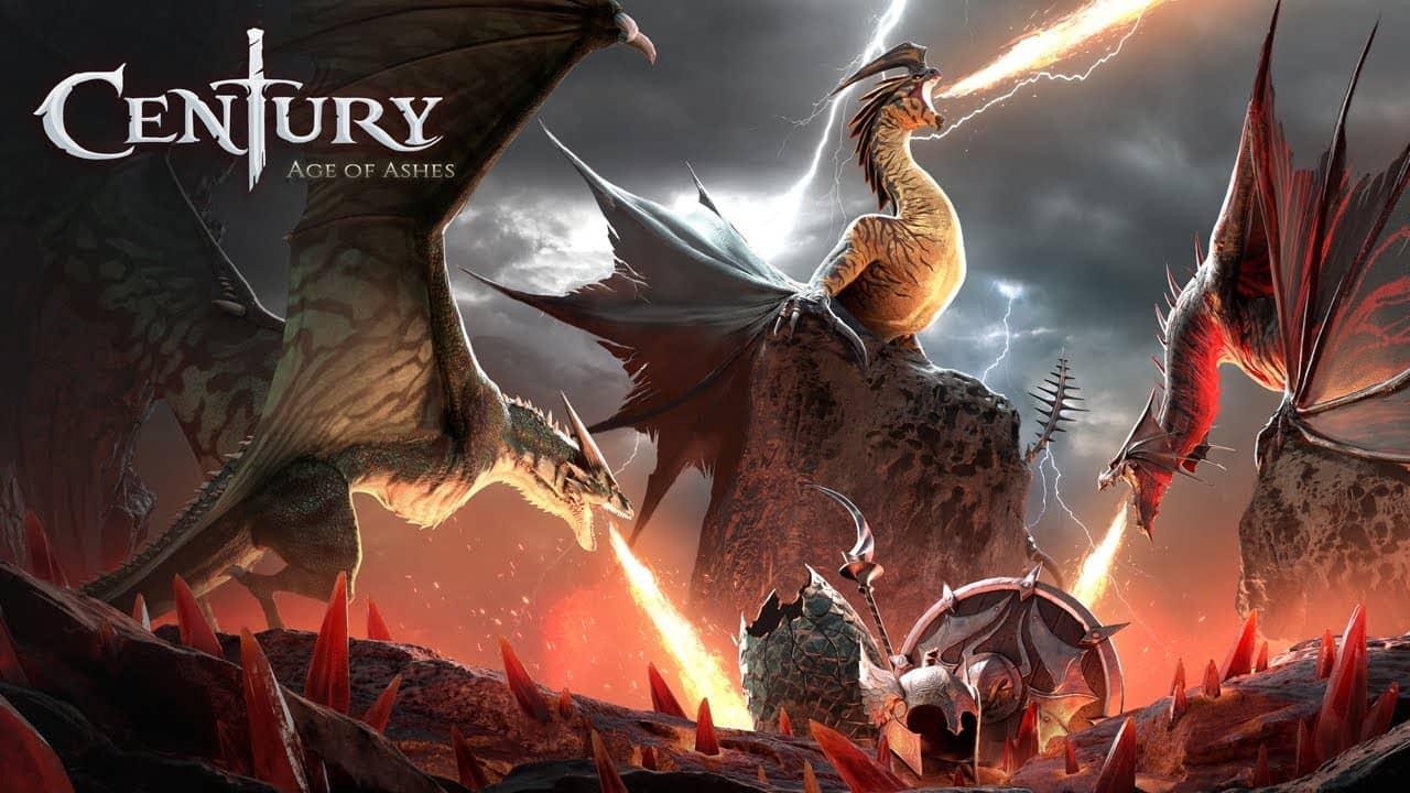 Шутер на драконах Century: Age of Ashes перенесли на начало декабря из-за Battlefield 2042