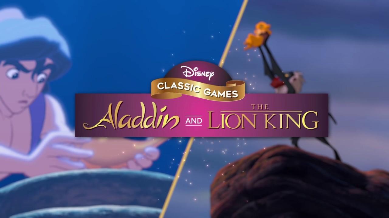 Состоялся официальный релиз сборника Disney Classic Games Collection