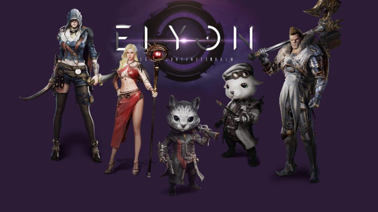 Западная версия MMORPG Elyon будет бесплатной