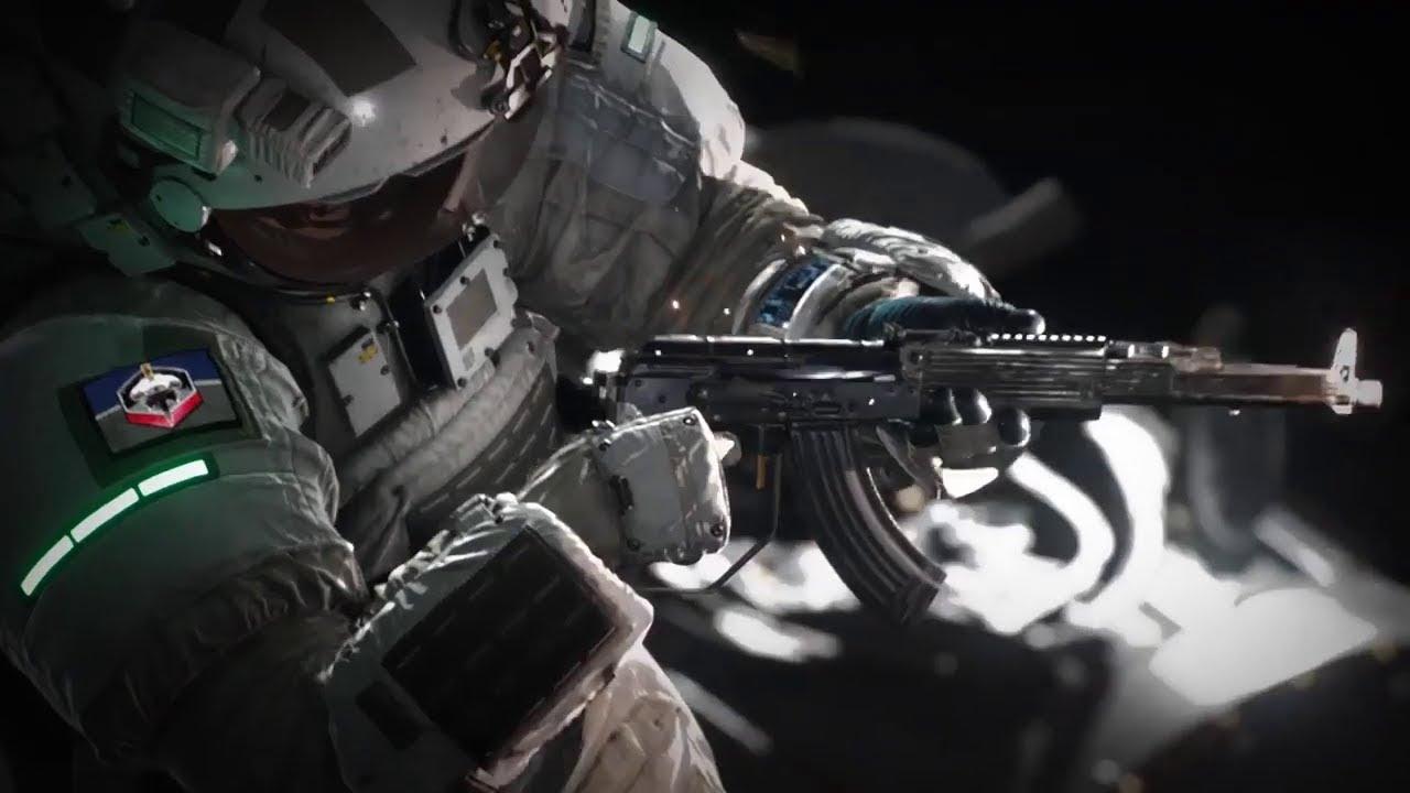 В новом трейлере онлайн-шутера Boundary астрооперативники стреляют друг в друга в невесомости