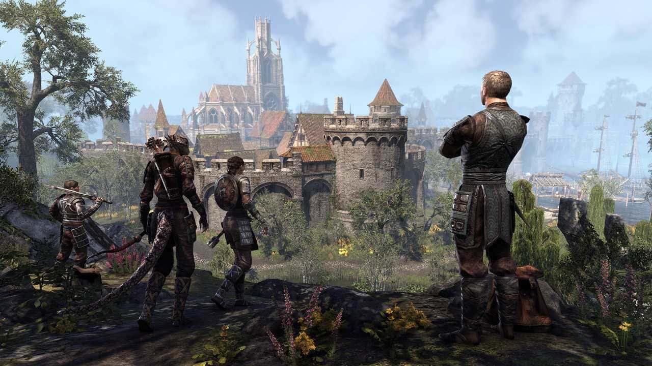 30 сентября в The Elder Scrolls Online начнётся событие «Дары Чёрного Леса»
