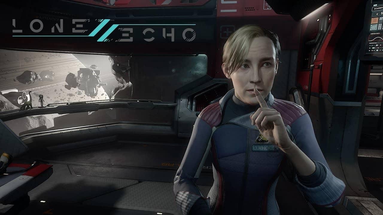VR-приключение Lone Echo II вновь получило дату релиза - на этот раз 12 октября