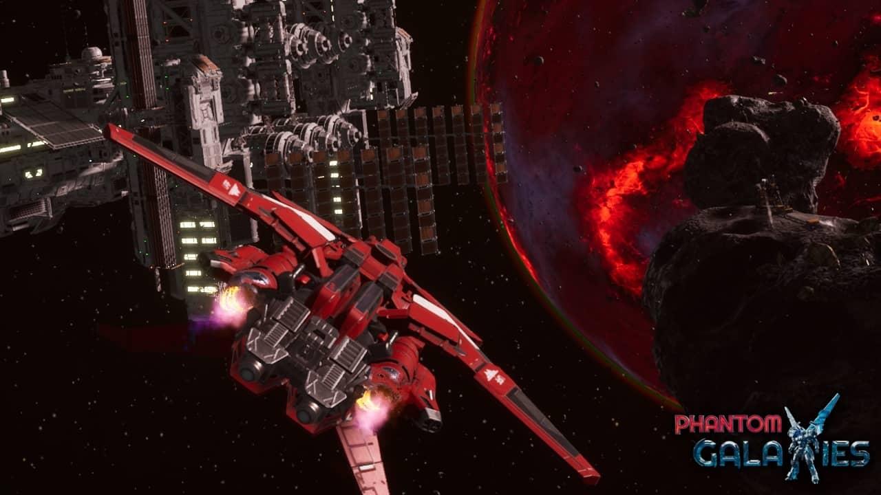 Анонсирована космическая MMORPG Phantom Galaxies