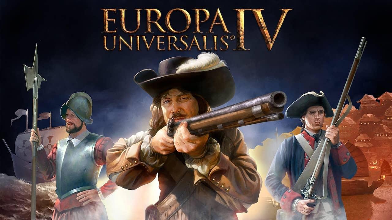 Халява: в EGS можно бесплатно забрать стратегию Europa Universalis IV