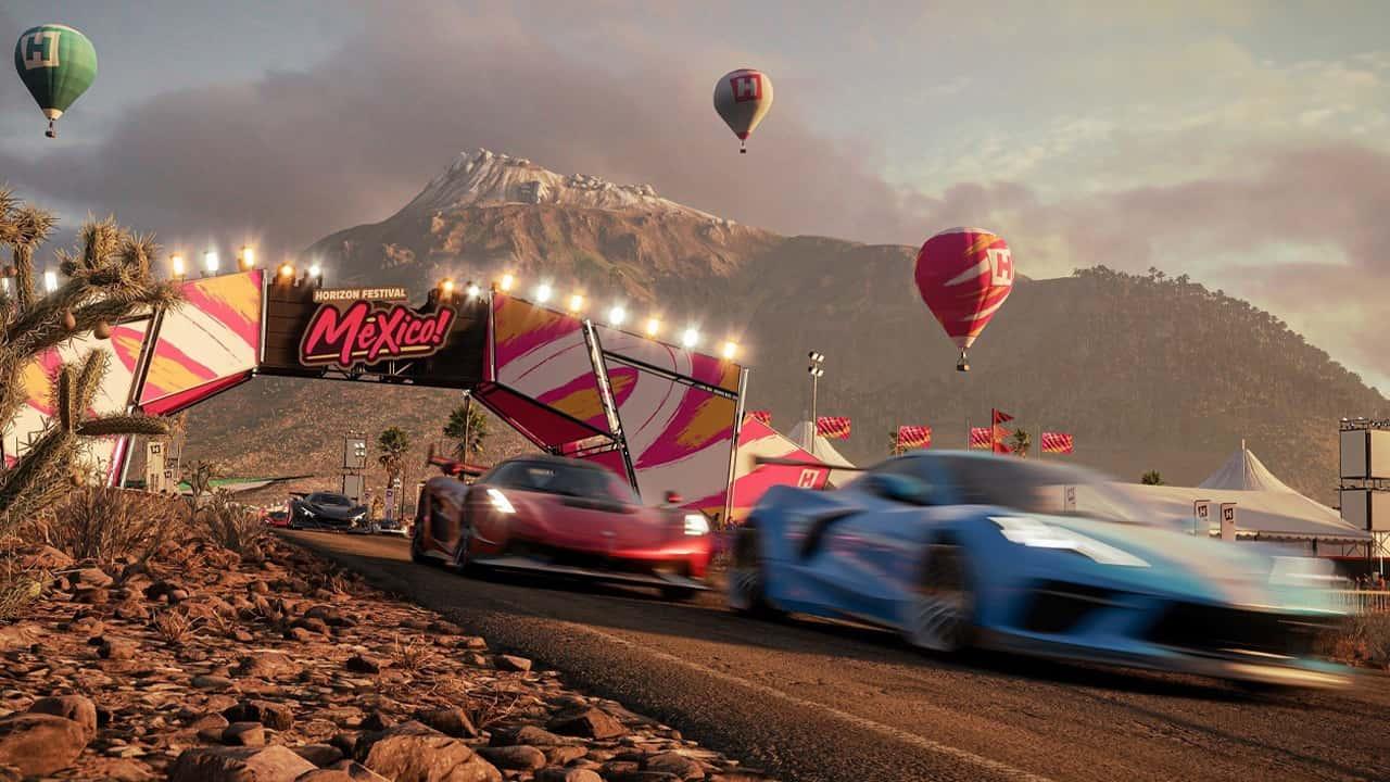 Системные требования и подробности ПК-версии Forza Horizon 5