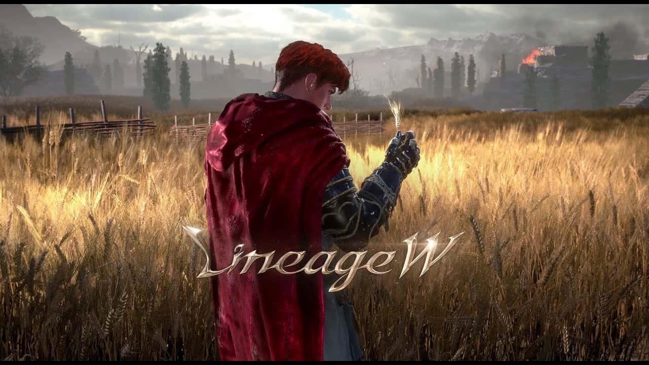 Мобильная MMORPG Lineage W выйдет в начале ноября, в том числе и в России