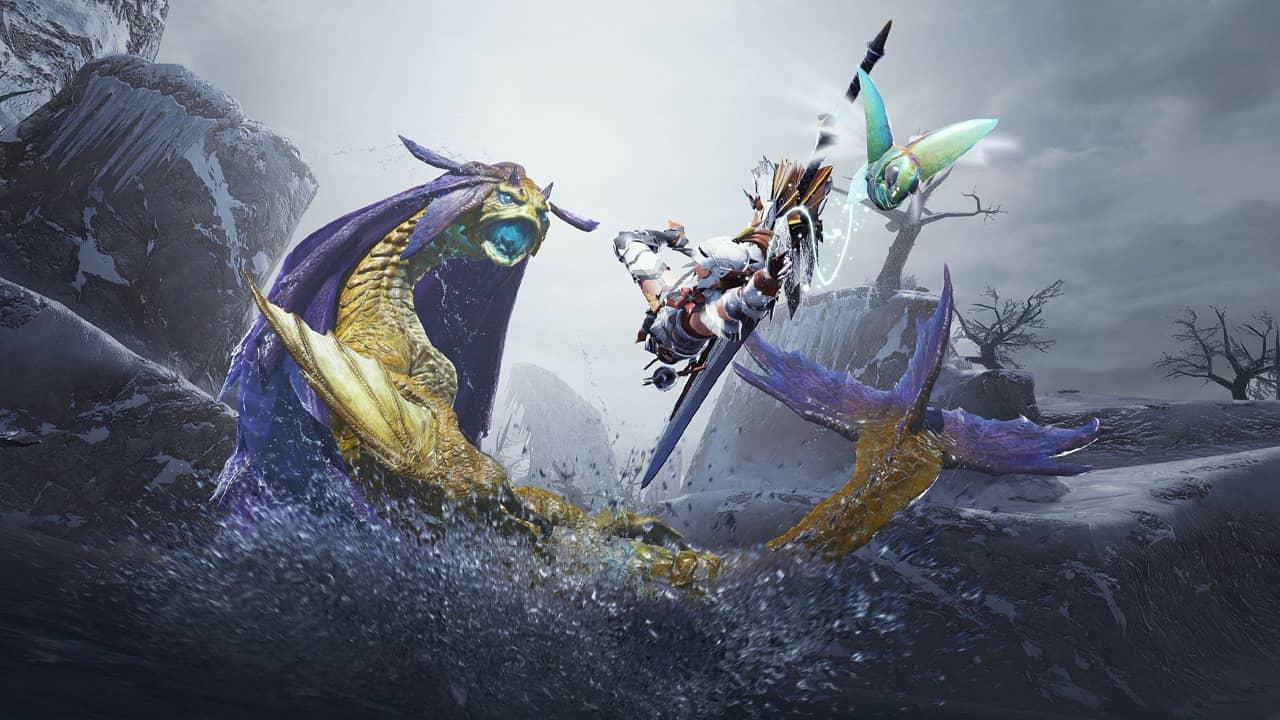 Ролевой экшен Monster Hunter Rise выйдет на PC 12 января 2022 года