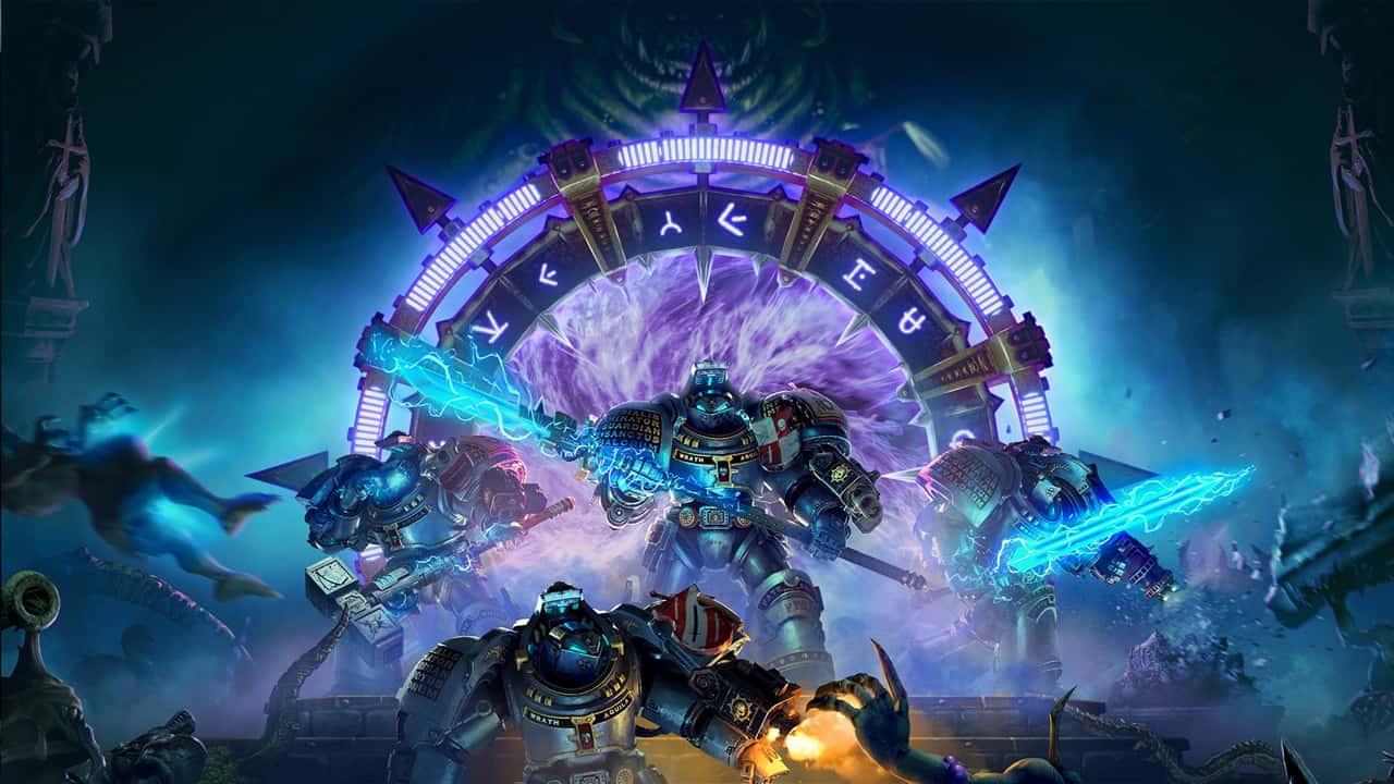 Серые Рыцари уничтожают скверну в новом геймпленом трейлере тактики Warhammer 40,000: Chaos Gate — Daemonhunters