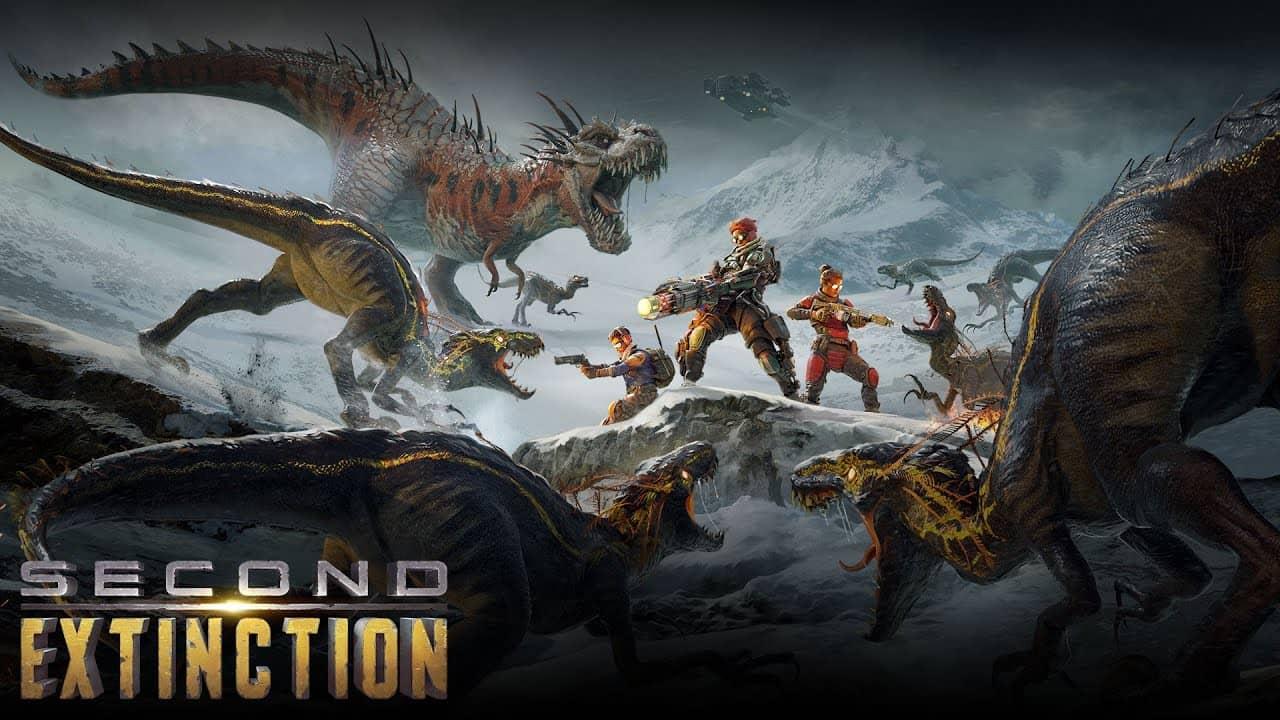 Халява: в Second Extinction можно играть бесплатно на выходных
