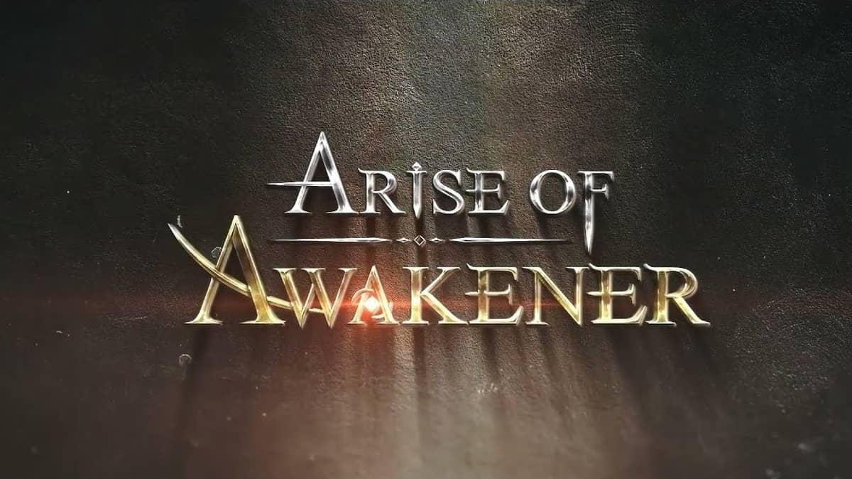 Анонсирован ролевой экшен Arise of Awakener с драконами и открытым миром