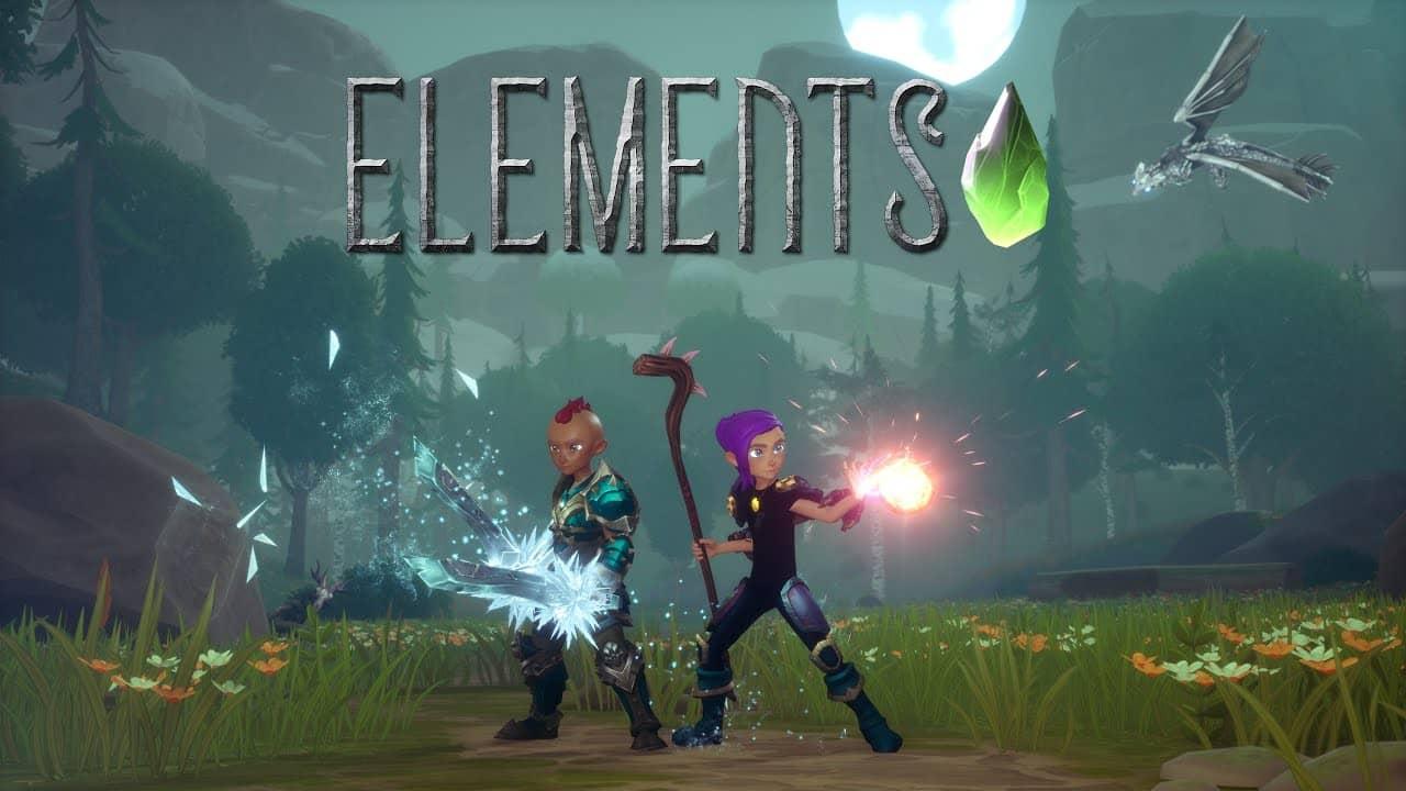 Представлен анонсирующий трейлер сюжетного ролевого экшена с элементами песочницы Elements