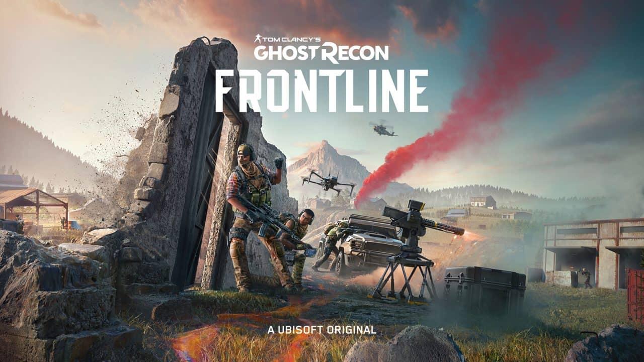 Анонсирован условно-бесплатный мультиплеерный шутер Ghost Recon Frontline по типу Королевской битвы