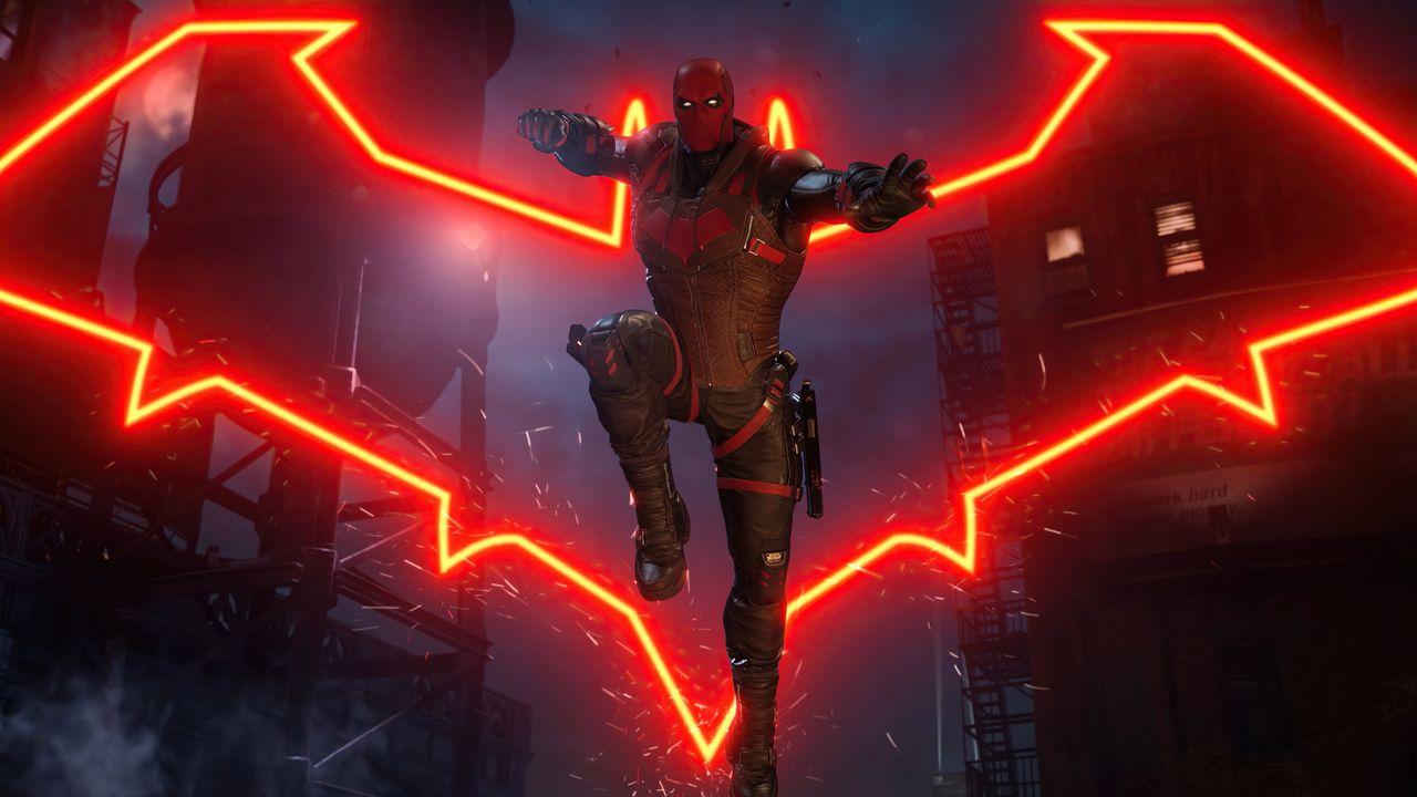 Разработчики Gotham Knights затизерили смерть Бэтмена и некоторых злодеев