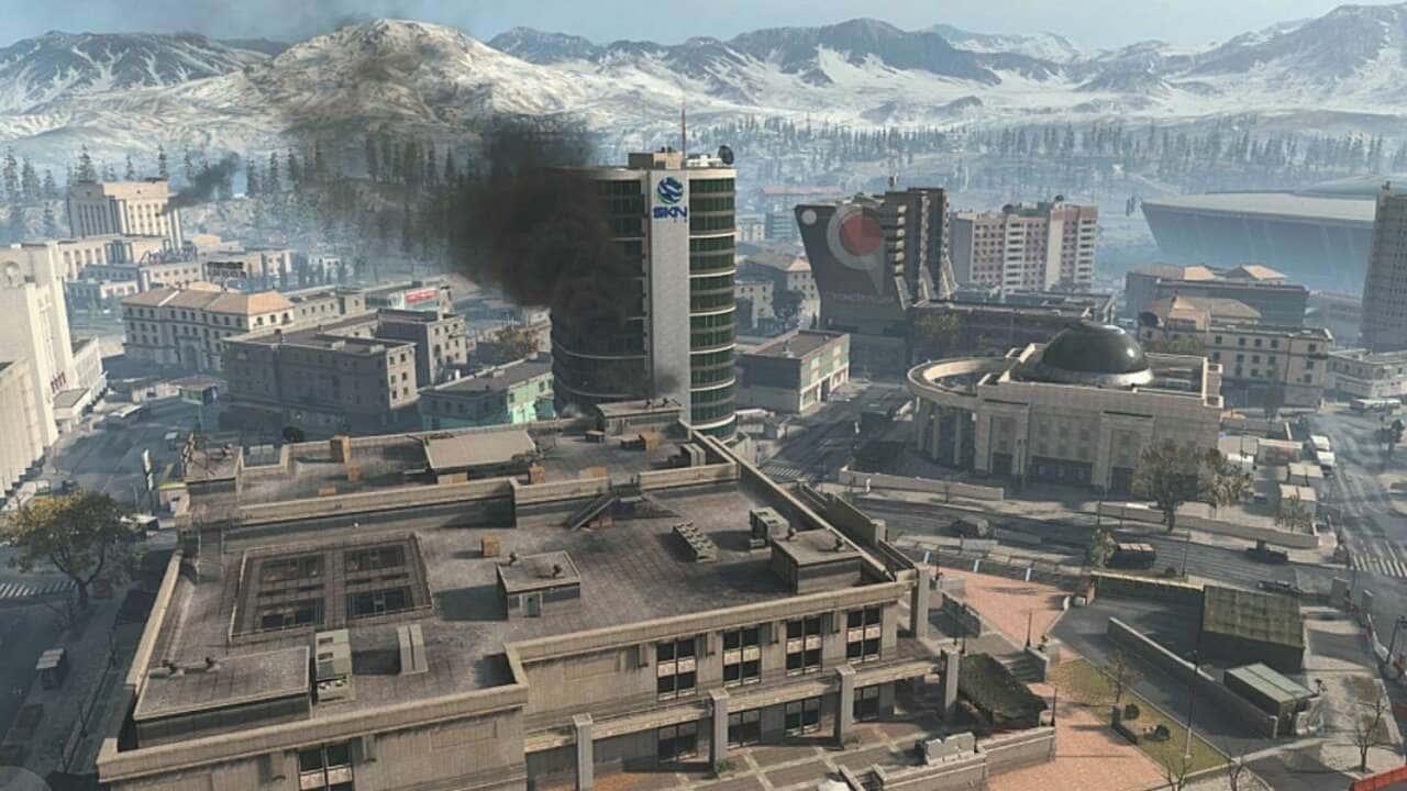 Знаменитая карта Верданск будет убрана из Call of Duty: Warzone после шестого сезона