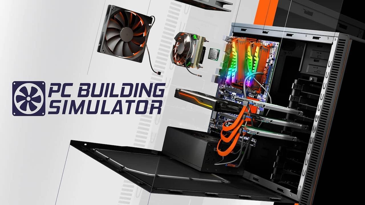 Халява: в EGS бесплатно отдают PC Building Simulator