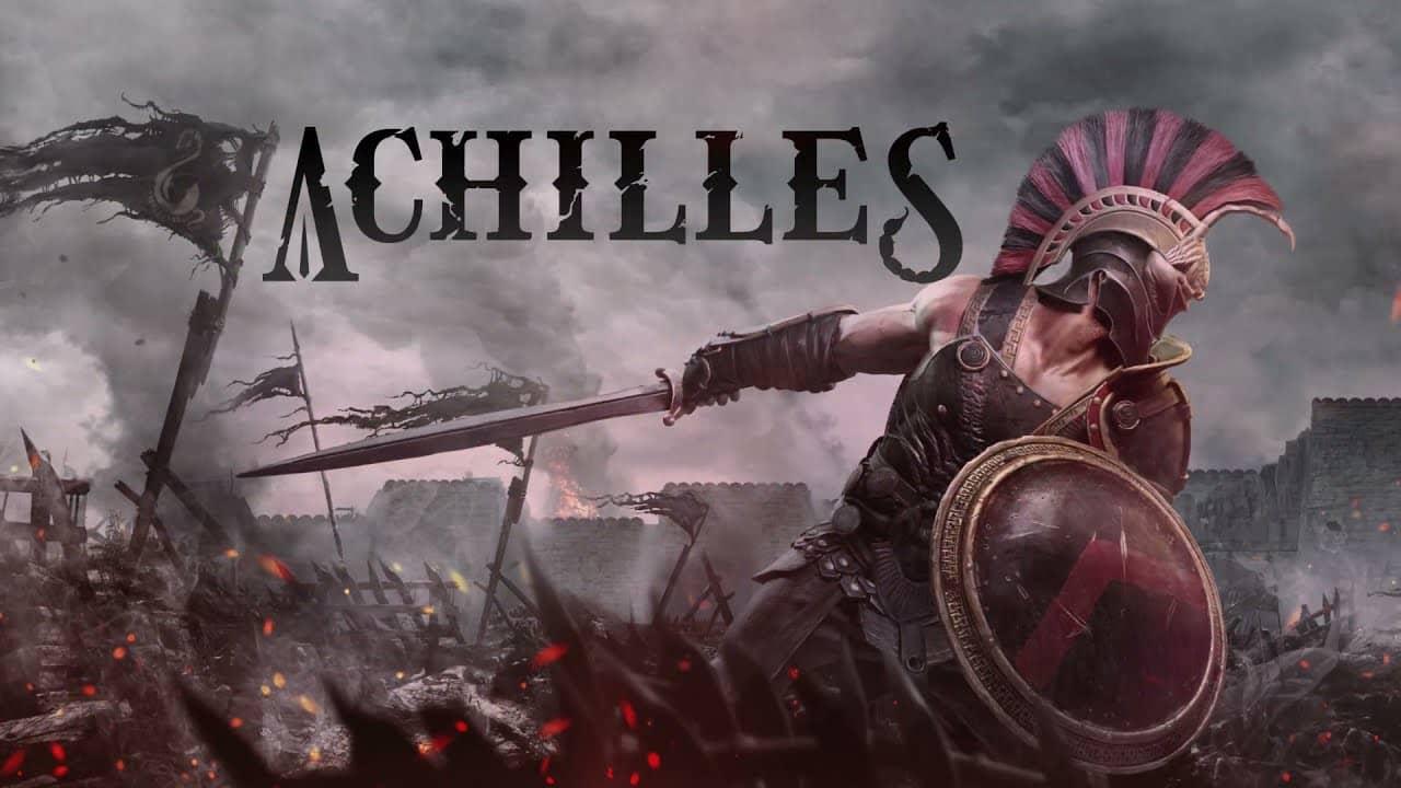 Анонсирован изометрический кооперативный ролевой экшен Achilles: Legends Untold с уникальной системой ИИ
