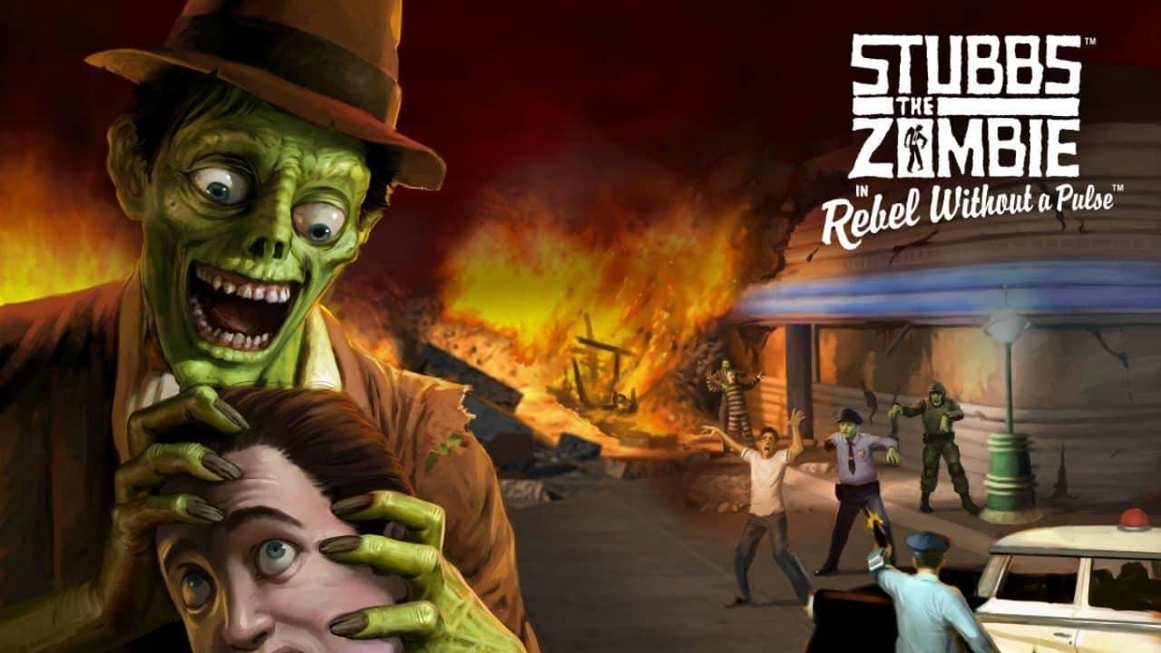 Халява: в EGS бесплатно отдают Stubbs the Zombie in Rebel Without a Pulse и набор Epic для Paladins