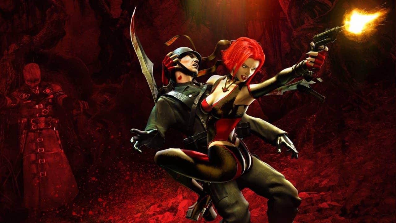 Обновлённые версии BloodRayne и BloodRayne 2 выйдут на консолях 18 ноября
