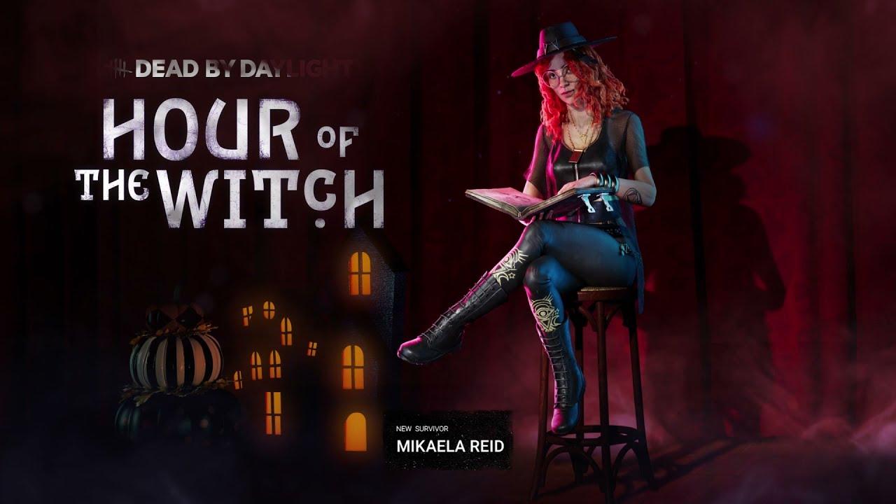 Dead by Daylight получил главу Hour of the Witch с новой выжившей