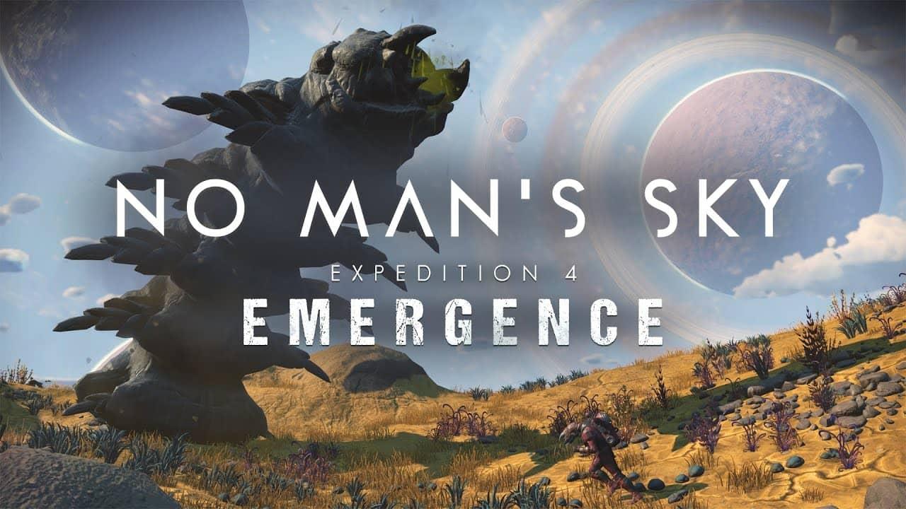 В No Man's Sky появилась новая экспедиция и страшные Титановые Черви