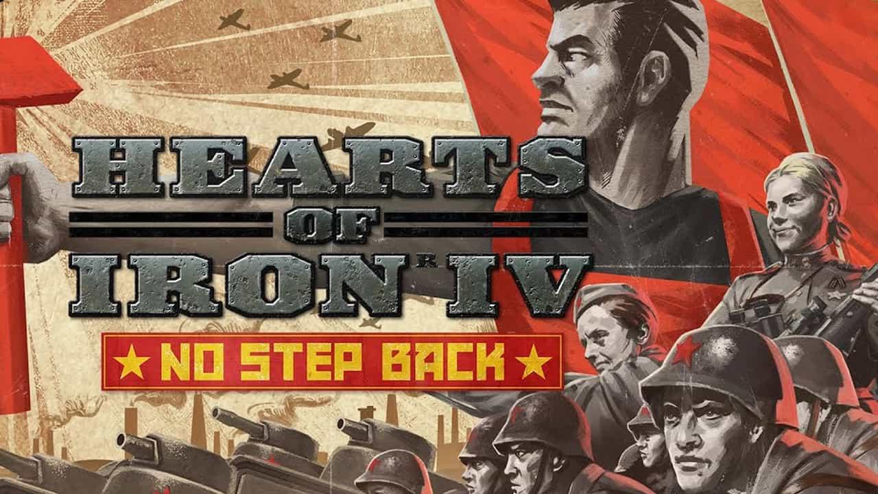 Дополнение Ни шагу назад! для Hearts of Iron IV выйдет 23 ноября