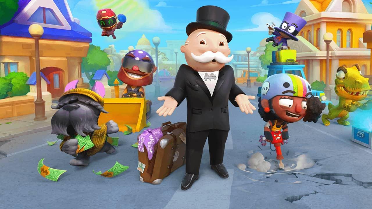 Анонсирована Monopoly Madness, безумная версия классической настольной игры