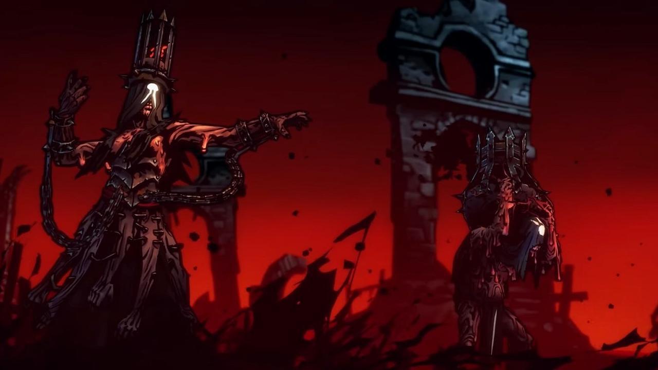 Первый геймплейный трейлер рогалика Darkest Dungeon II перед ранним доступом