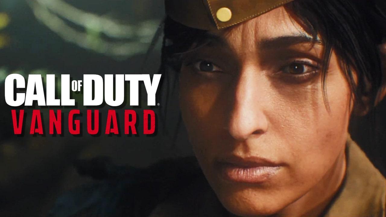 Два новых персонажа Call of Duty: Vanguard - Дэниел Такэ Яцу и Падмавати Балан