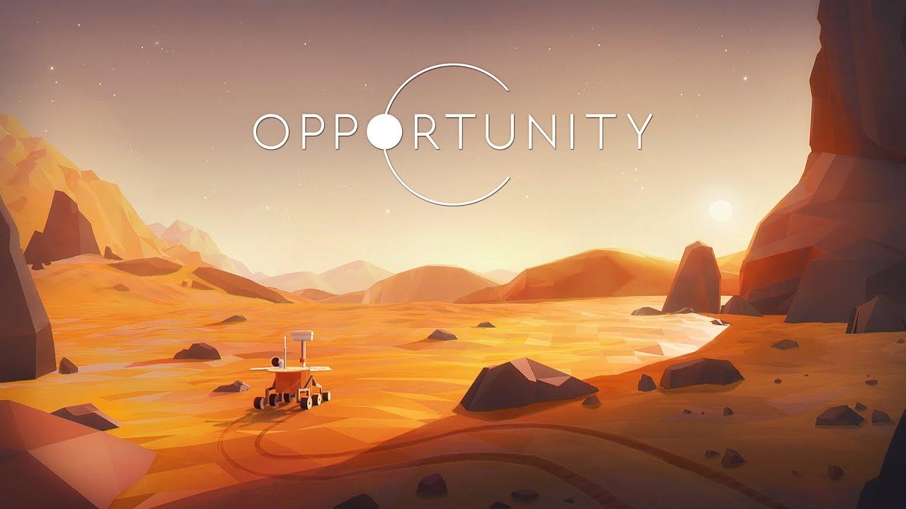 Анонсирован исследовательский симулятор Opportunity про марсоход NASA